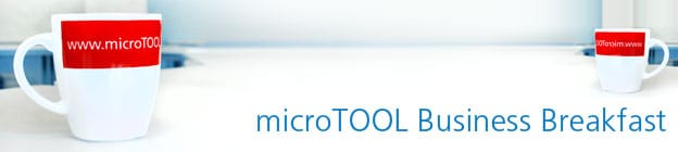 microTOOL Business Breakfast