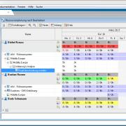 Ressourcenplanung leicht gemacht mit der Projektmanagement Software in-STEP BLUE