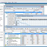 Stets aktuelle Informationen nutzen mit der Projektmanagement Software in-STEP BLUE