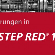 Neuerungen in in-STEP RED 1.3