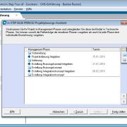 Vorhandene Standards und Best Practices in der Projektmanagement Software in-STEP BLUE