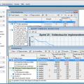 in-STEP BLUE Termine-Kosten-Aufwände planen und kontrollieren