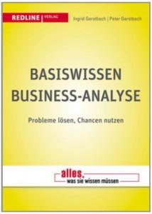 Basiswissen Business-Analyse von Ingrid und Peter Gerstbach