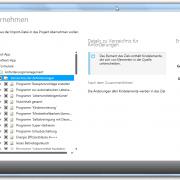 Anforderungen aus anderen Tools importieren mit in-STEP BLUE