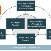 Die sechs Knowledge Areas