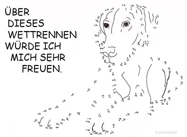 Schenkel-Hase-Hund