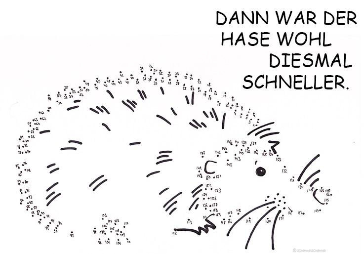 Schenkel-Hase-Igel
