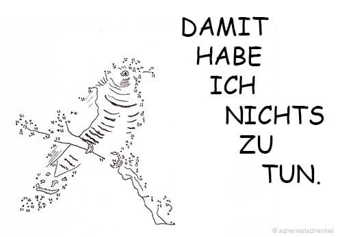 Schenkel-Hase-Kuckuck