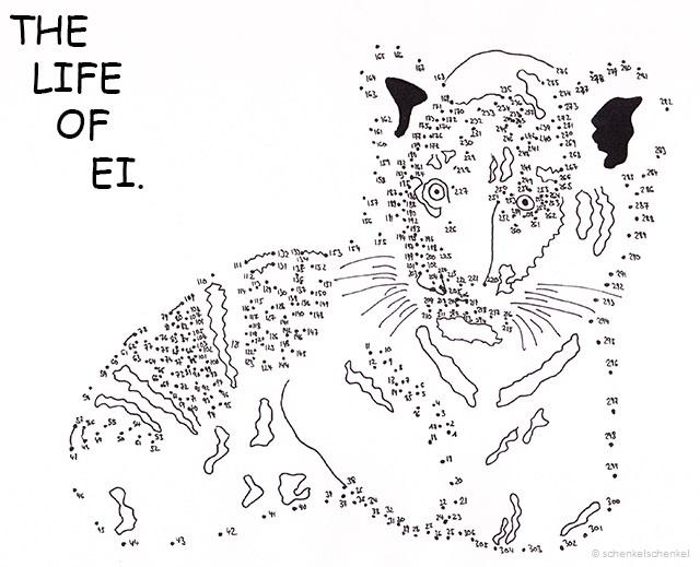 Schenkel-Hase-Tiger