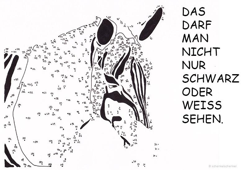 Schenkel-Hase-Zebra