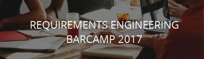 Requirements Engineering Barcamp in Köln