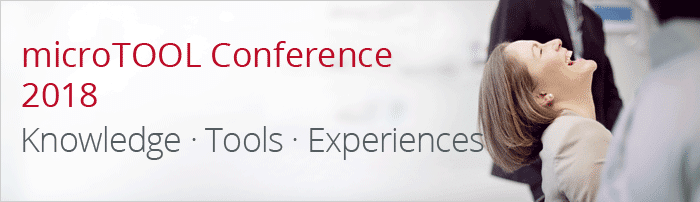 microTOOL Conference 2018