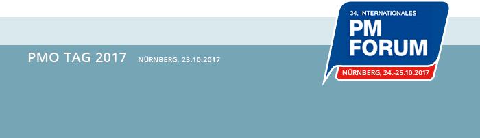 PMO Tag und PM Forum 2017 mit microTOOL