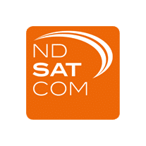ND Sat Com uses in-STEP BLUE