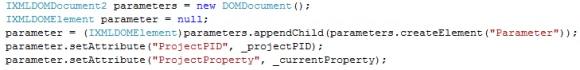 XML Struktur