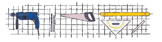 Unsere Werkzeugausstattung