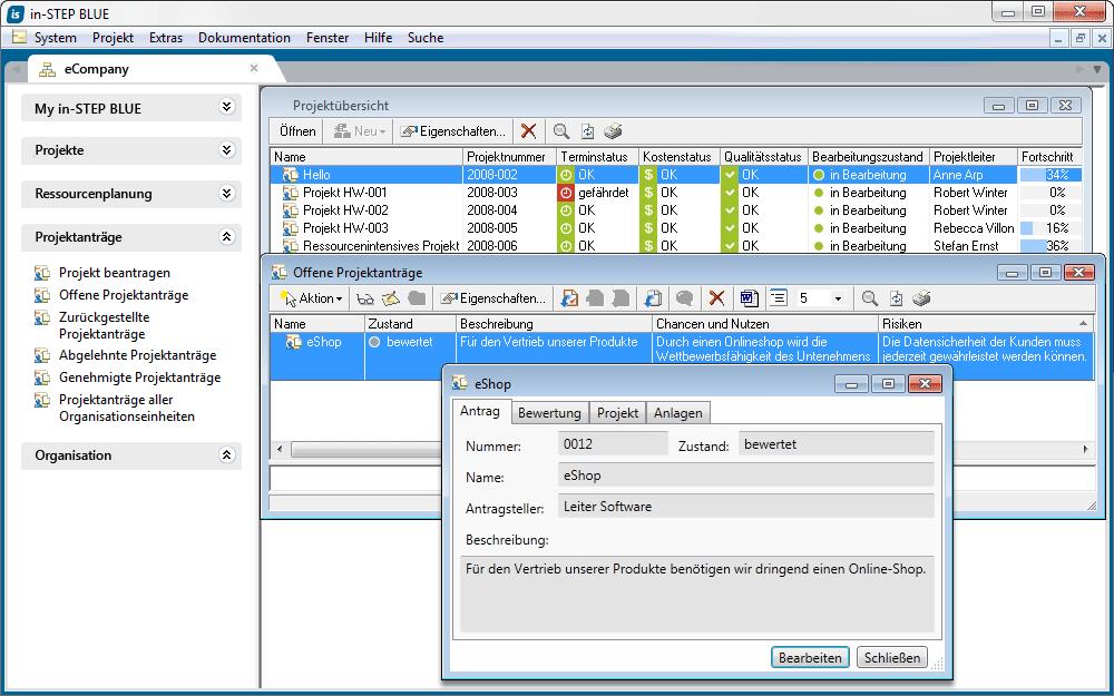 kostenlose projektmanagement software