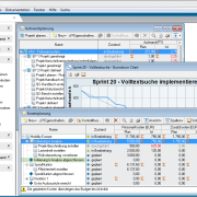 Stets aktuelle Informationen nutzen mit der Projektmanagement Software in-STEP BLUE