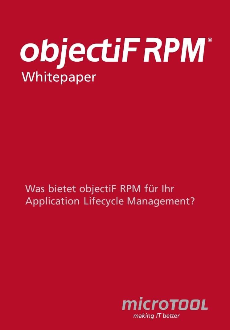 objectiF RPM Whitepaper
