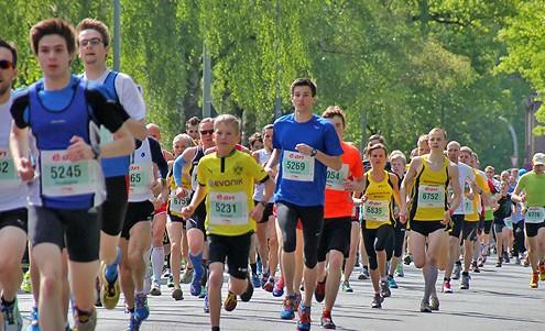 Marathon in vier Stunden