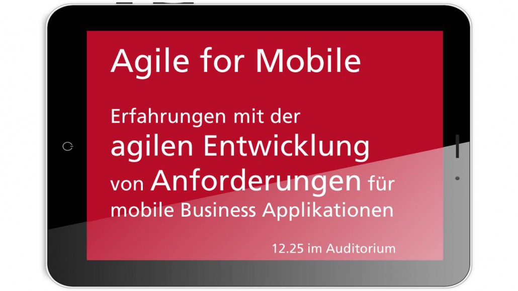 agile for mobile