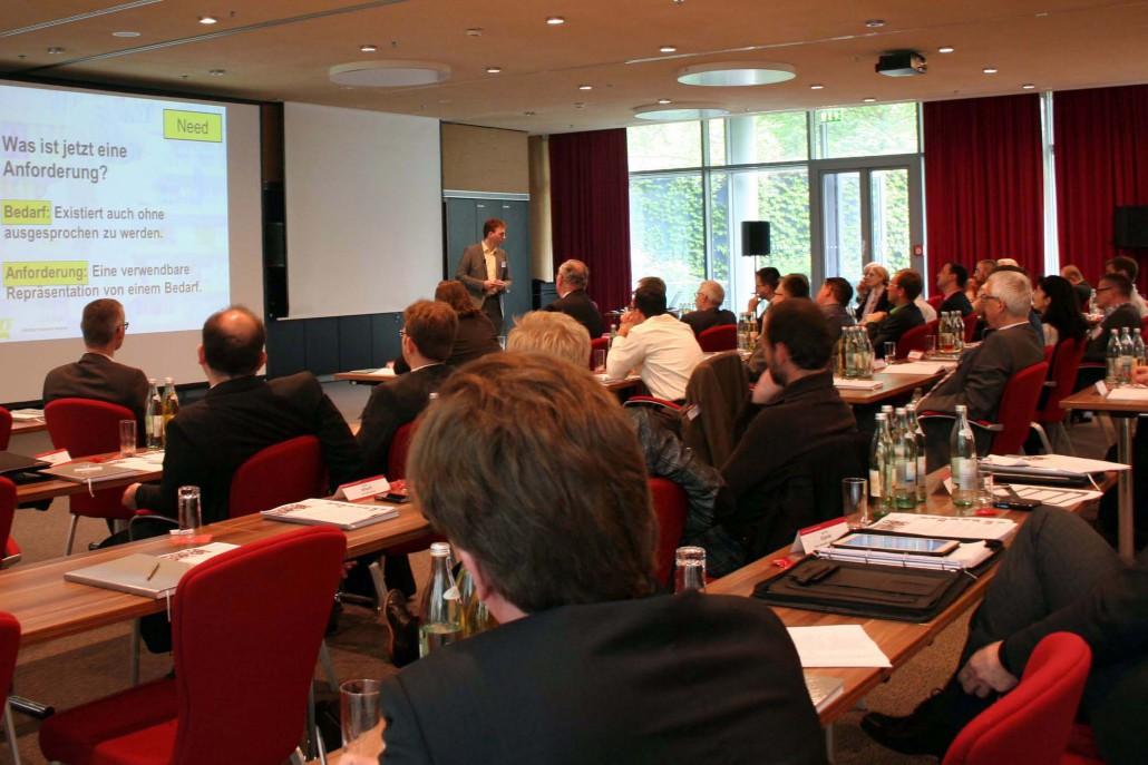 Anwenderkonferenz 2015 - Mehr Wissen geht nicht