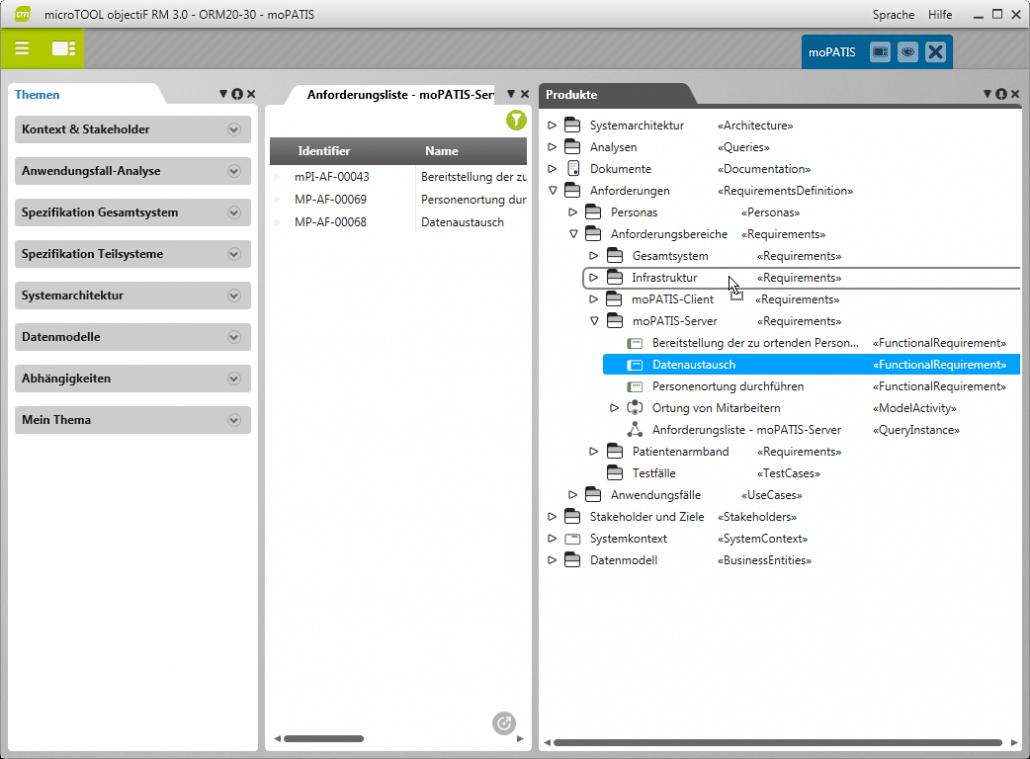 Verschieben und Kopieren von Elementen – objectiF RPM anwenden