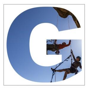 Der Buchstabe G