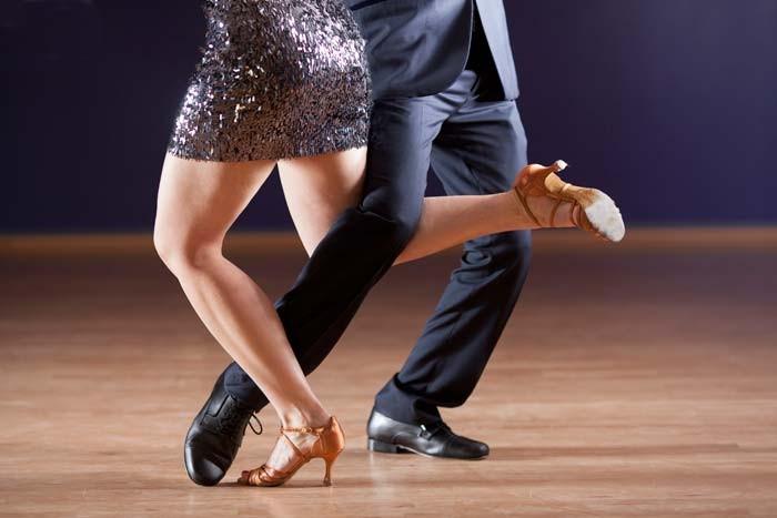 Tanzen ist etwas Herrliches, aber ...