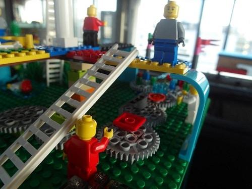 LEGO ist doch kein Spiel