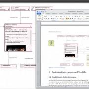 Informationen mit Beziehungen in Dokumente generieren