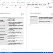 in-STEP BLUE PRINCE2 - arbeiten mit Dokumenten