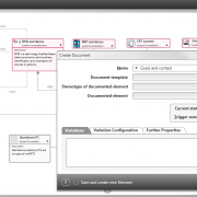 Create and publish documents with objectiF RPM at the push of a button