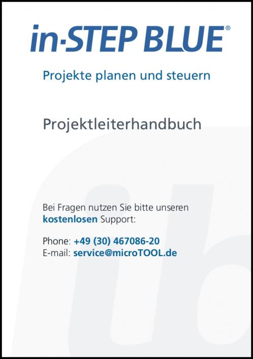in-STEP BLUE Projektleiterhandbuch (DE)