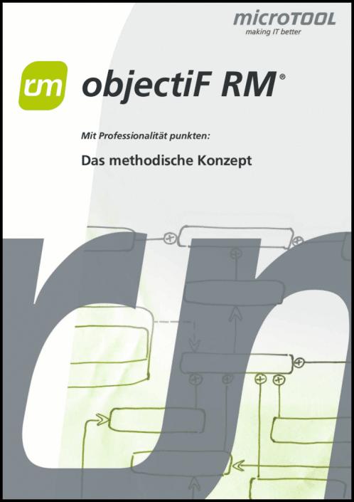 objectiF RM - Das methodische Konzept