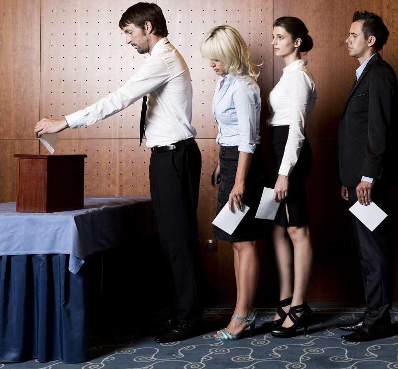 Die Wahl der Vorgesetzten - ist das die Zukunft in Unternehmen?