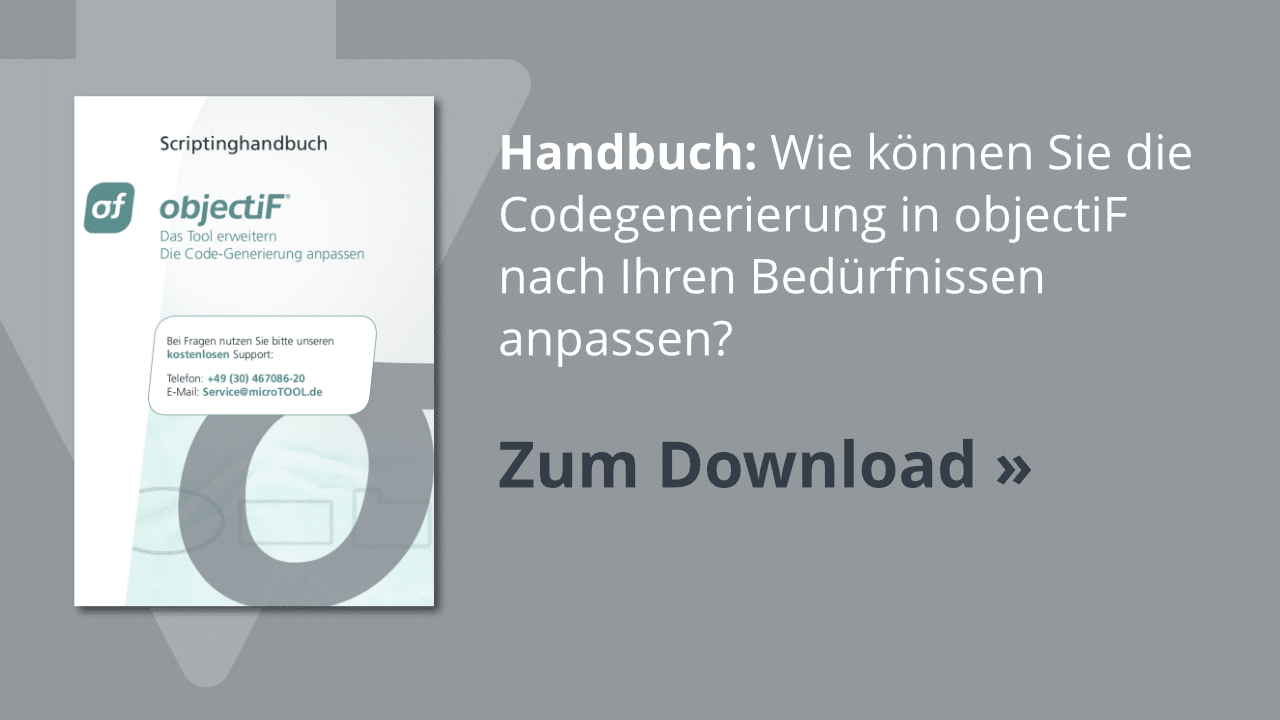 Download: objectiF Scriptinghandbuch