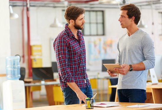 Flexibility through job sharing