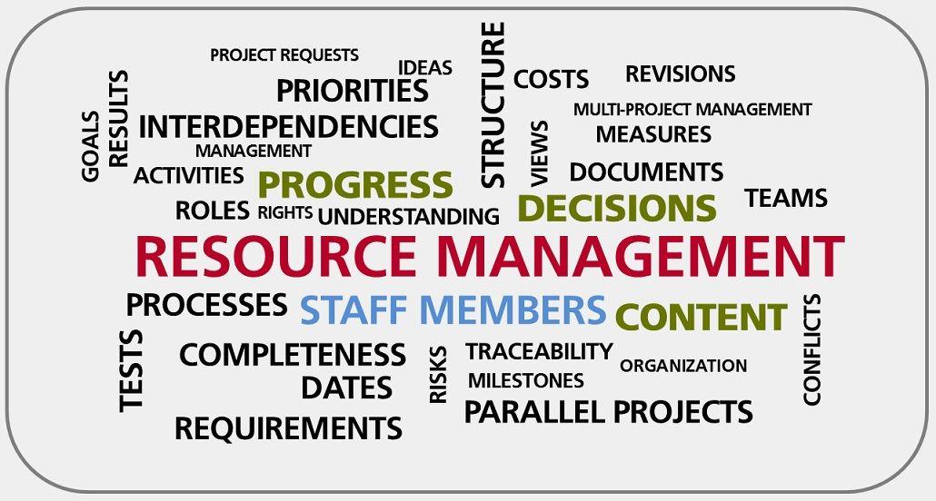 advantages of resource management