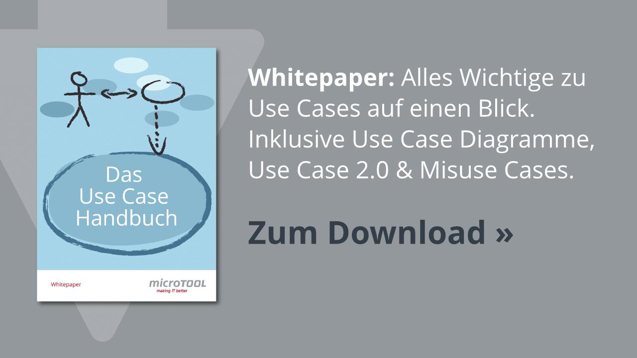 Whitepaper: Das Use Case Handbuch