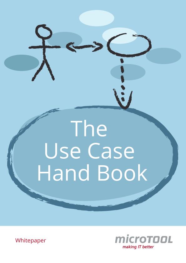 Whitepaper: The Use Case Handbook
