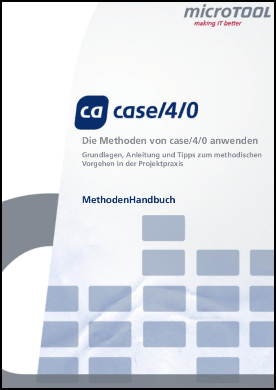 Grundlagen, Anleitung und Tipps zum methodischen Vorgehen in der Projektpraxis.