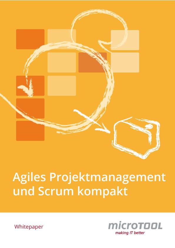 Whitepaper: Agiles Projektmanagement und Scrum kompagt