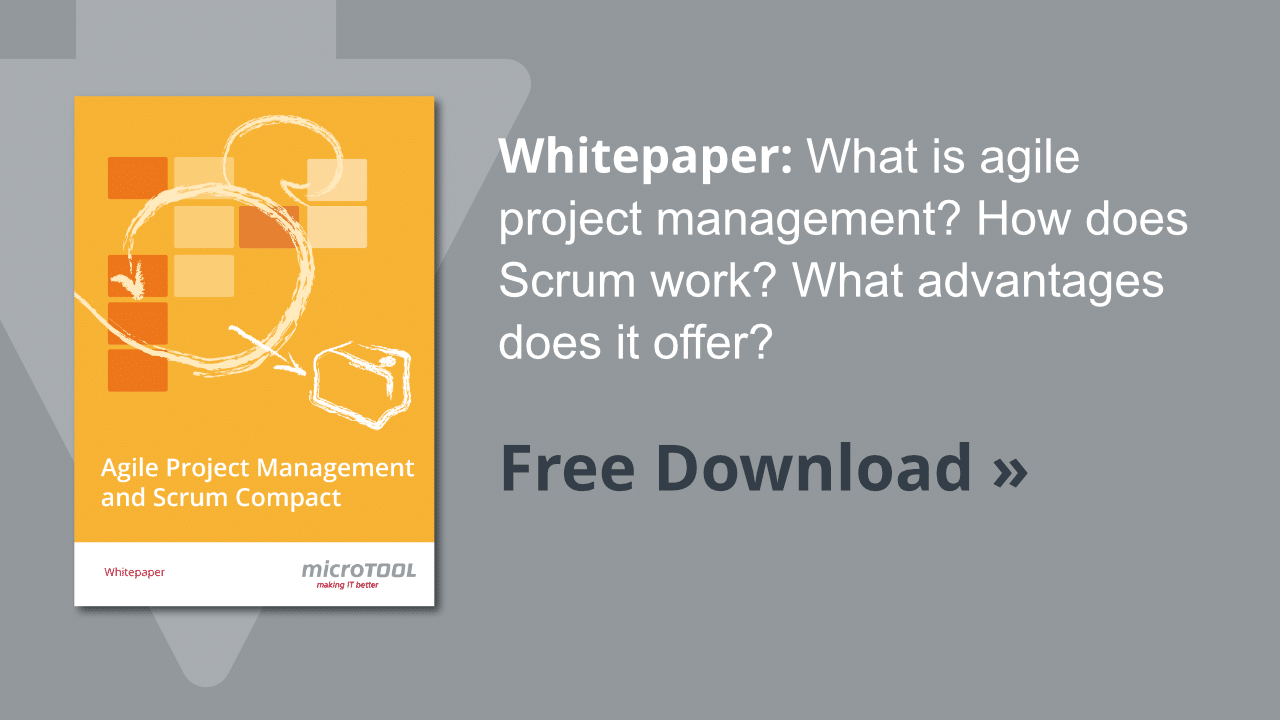 Whitepaper agile project management and Scrum