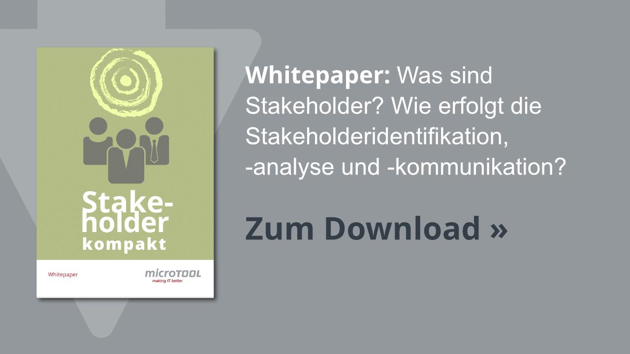 Whitepaper Stakeholder kompakt