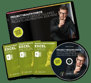"""Das kostenlose E-Book """"Project Health Check"""" herunterladen"""
