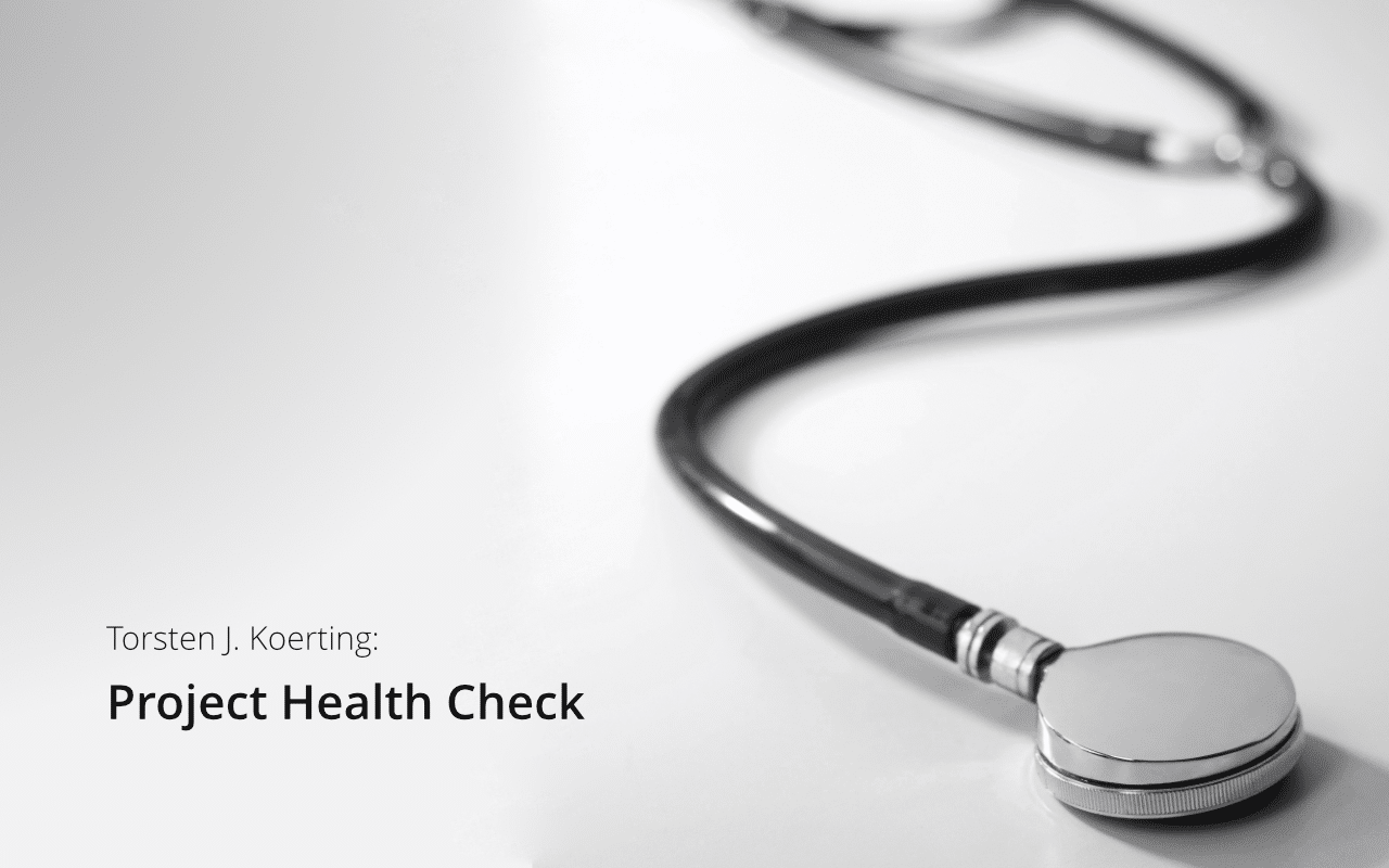 Successful Projects With The Project Health Check
