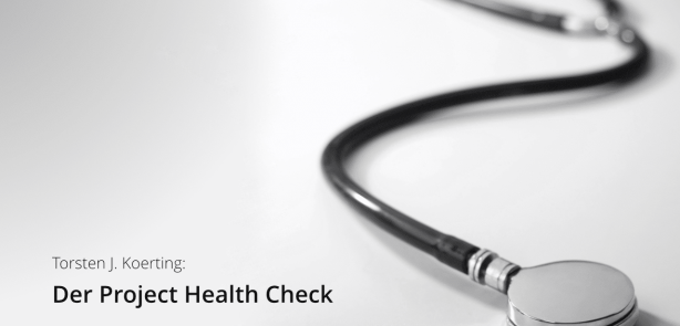 The Project Health Check