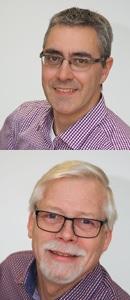 Thorsten Hildebrandt und Wolfgang Schröder flex