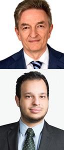 Günter Bryndza und Mohamed Jamal Eddine